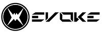 Evoke Motorcycles UK Retina Logo